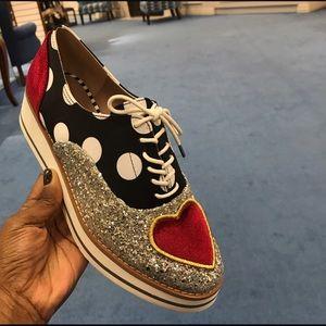 Platform Casual Sneakers